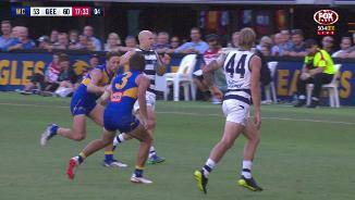 Superstar Ablett pings his hammy